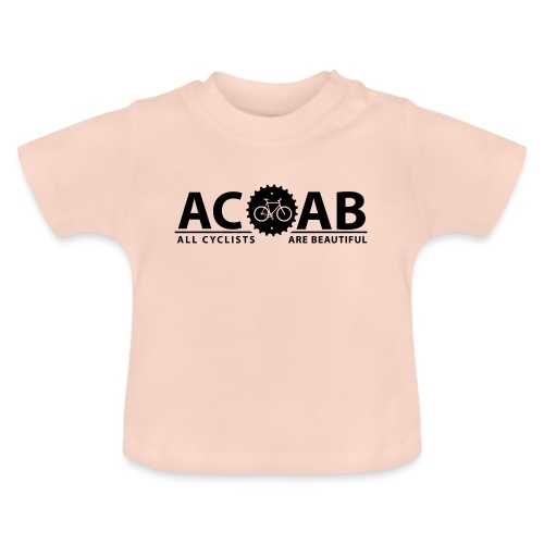 ACAB ALL CYCLISTS - Baby T-Shirt