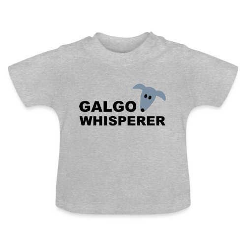 Galgowhisperer - Baby T-Shirt