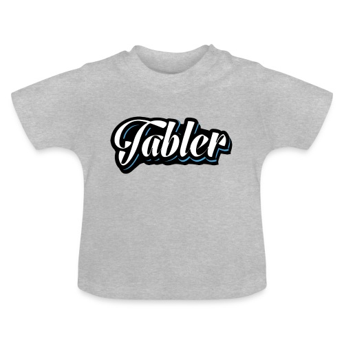 Tabler - Baby T-Shirt
