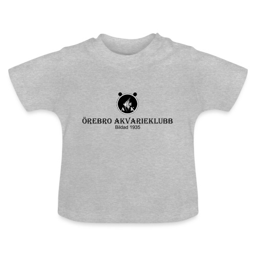 Nyloggatext1 - Baby-T-shirt