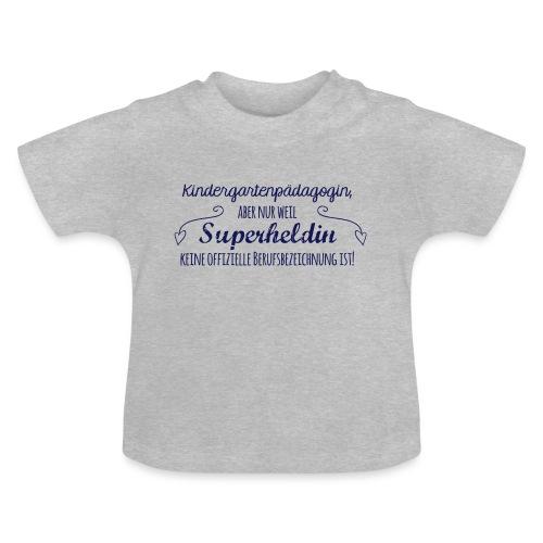 Stoffbeutel: Kindergartenpädagogin - Baby T-Shirt