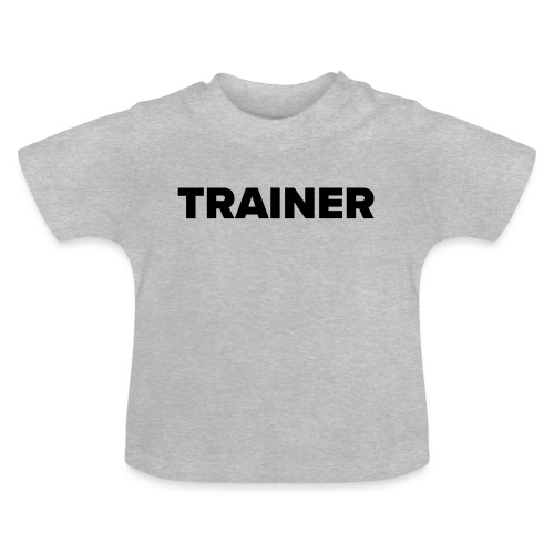 Workout Trainer Tshirt - Baby T-Shirt