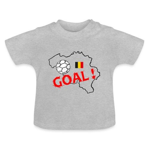 football Belgique - T-shirt Bébé