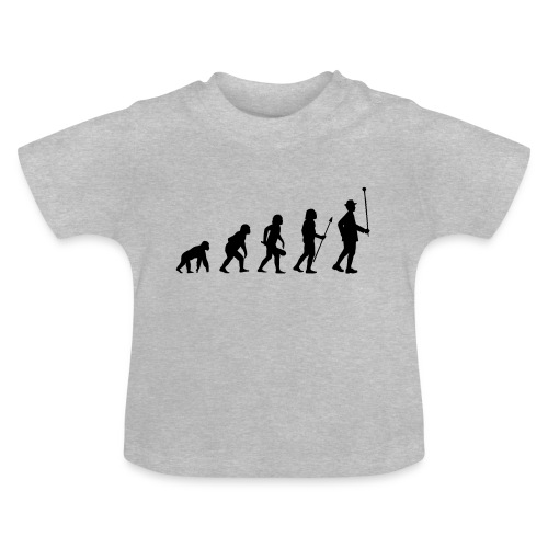 Stabführer Evolution - Baby T-Shirt
