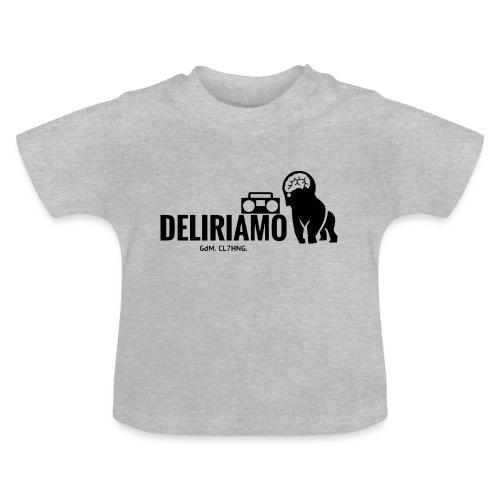 DELIRIAMO CLOTHING (GdM01) - Maglietta per neonato