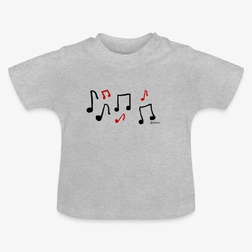 Nuotit - Vauvan t-paita