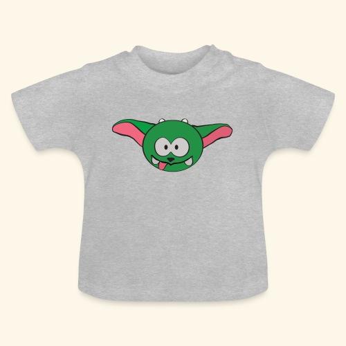 Die Schwarzwaldzwergschlammelfe sieht Dich! - Baby T-Shirt