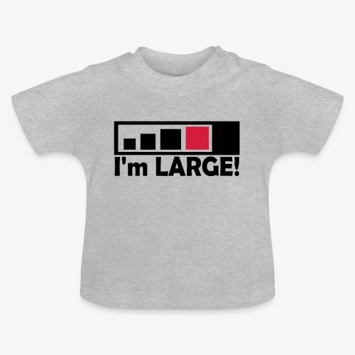 large_geocacher - Baby T-Shirt