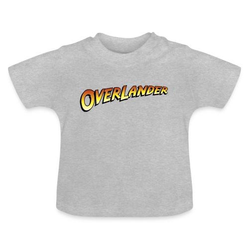 overlander0 - Baby-T-skjorte