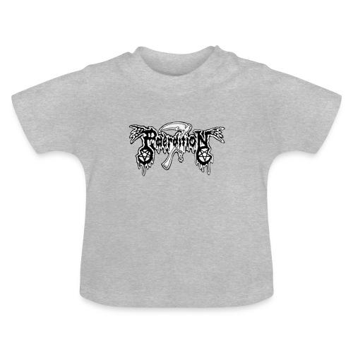 Paerdition teksti - Vauvan t-paita