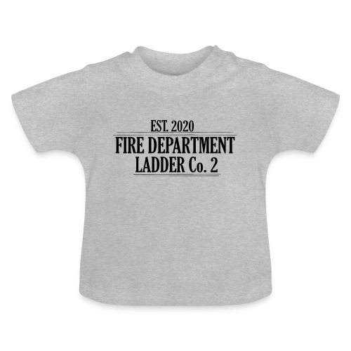 Fire Department - Ladder Co.2 - Baby T-shirt