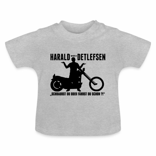 Harald Detlefsen - Baby T-Shirt