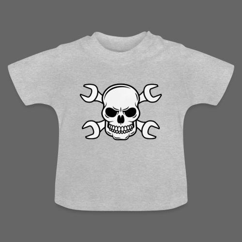 MEKKER SKULL - Baby T-shirt