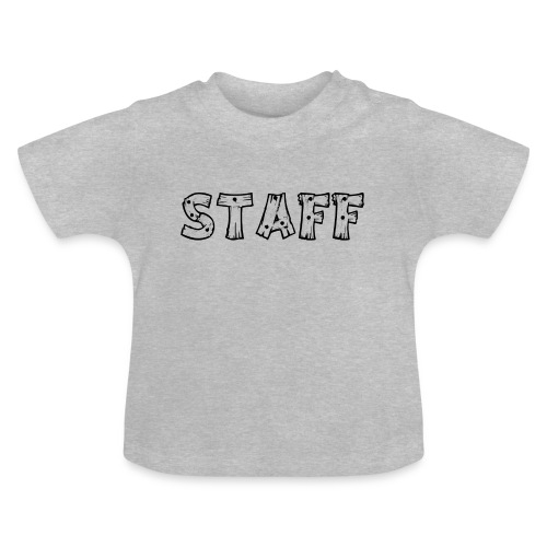 STAFF - Maglietta per neonato