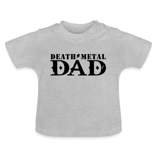 death metal dad - Baby T-shirt