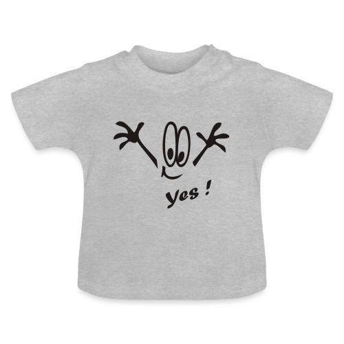 Yes ! Comic - Baby T-Shirt