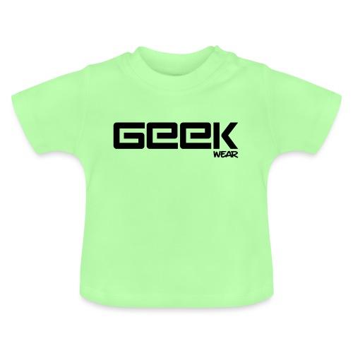 GeekWear_Logo - Baby T-shirt