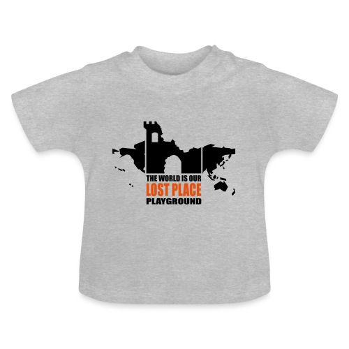 Lost Place - 2colors - 2011 - Baby T-Shirt