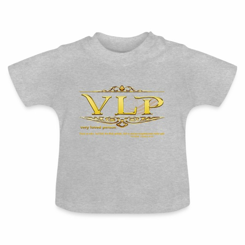 very loved person - Baby T-Shirt