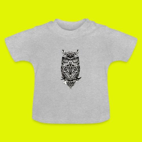 maglietta gufo - Maglietta per neonato