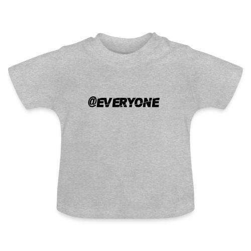 @everyone - Baby-T-shirt
