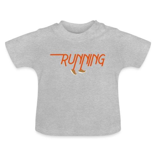 Running - Maglietta per neonato