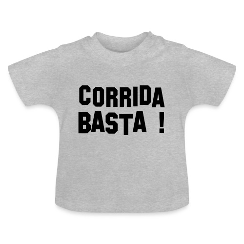 Anti-Corrida - T-shirt Bébé