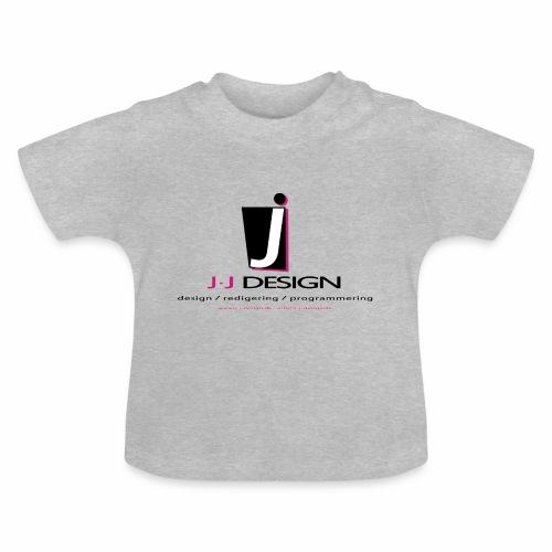 LOGO_J-J_DESIGN_FULL_for_ - Baby T-shirt