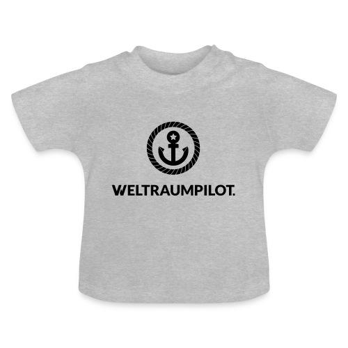 weltraumpilot - Baby T-Shirt