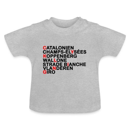 CYKLING - Baby T-shirt