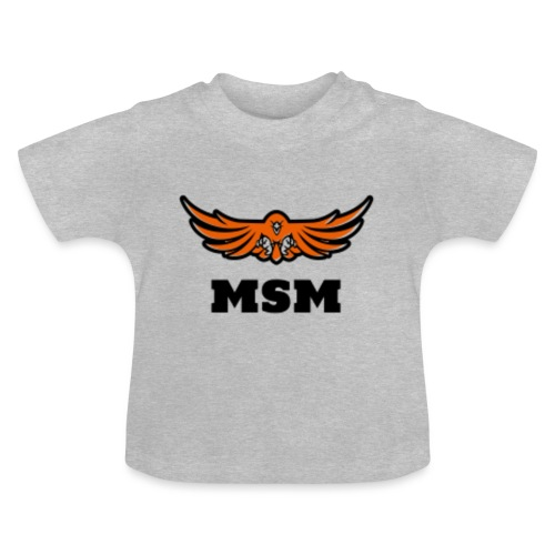 MSM EAGLE - Baby T-shirt