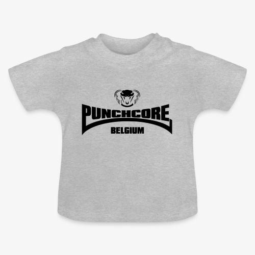 PUNCHCORE BELGIUM - T-shirt Bébé
