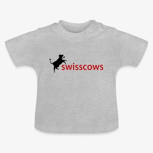 Swisscows Logo - Baby T-Shirt