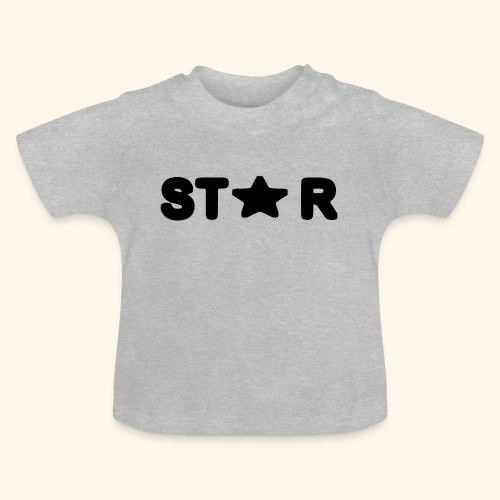 Star of Stars - Baby T-Shirt