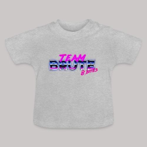 Team BRUTE Neon Pink - Baby T-Shirt