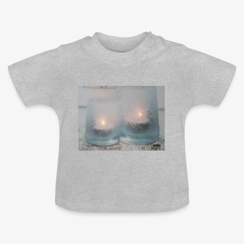 Selectie kaarslicht - Baby T-shirt