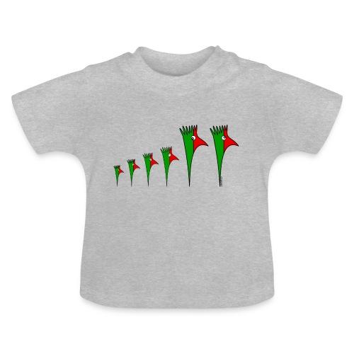 Galoloco - Família 4 - T-shirt Bébé