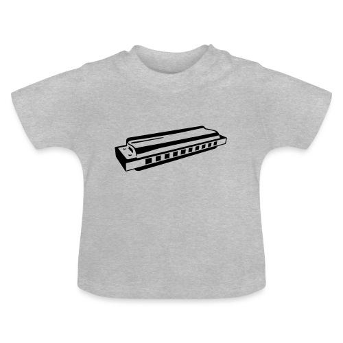 Harmonica - Baby T-Shirt