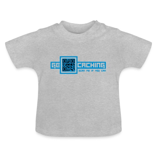 QRCode - 2colors - 2011 - Baby T-Shirt