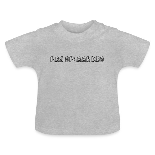 11 zeefdruk - Baby T-shirt