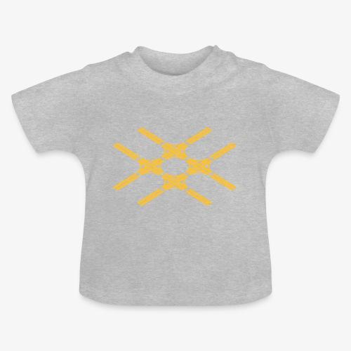 Autobahnkreuze Quartett - Baby T-Shirt