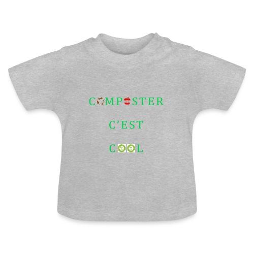 Composter C'est Cool - T-shirt Bébé