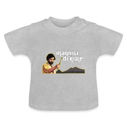 Manniti di Riale - Maglietta per neonato
