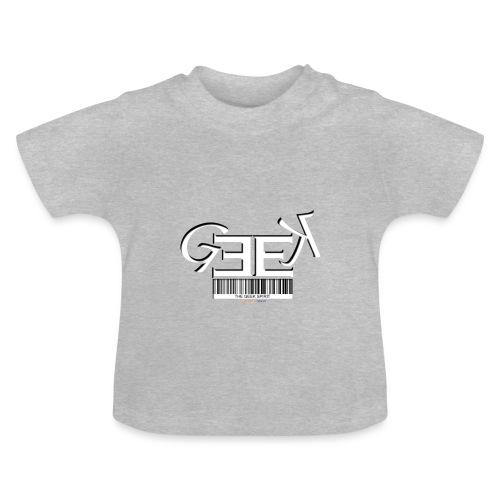 GEEK II - T-shirt Bébé