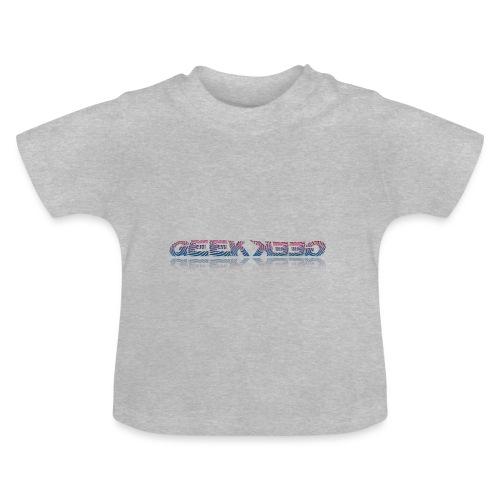 GEEK III - T-shirt Bébé