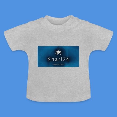 Snarl74 logo - Maglietta per neonato