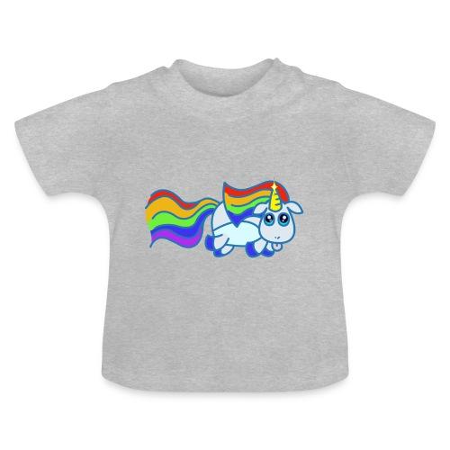Nyan unicorn - Maglietta per neonato