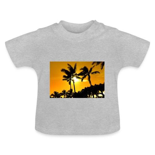 pam trees - Baby-T-shirt