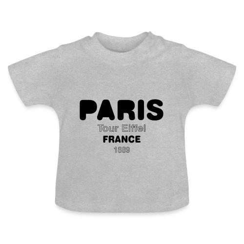 Paris FRANCE - T-shirt Bébé