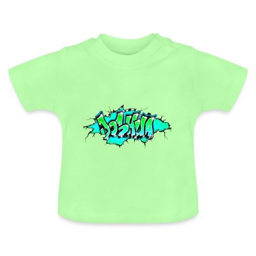 GRAFFITI JOSHUA PRINTABLE WALL BROKE - T-shirt Bébé